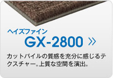 GX-2800 ヘイズファイン