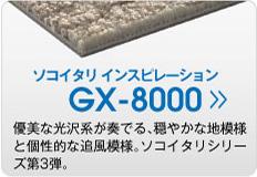 GX-8000ソコイタリインスピレーション
