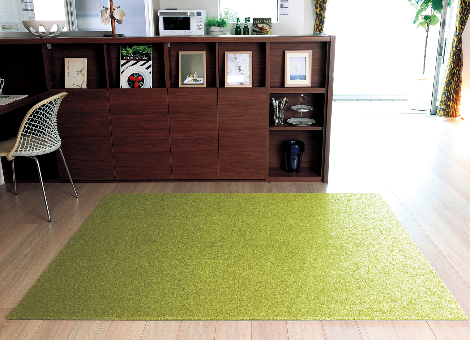 川島織物セルコンタイルカーペット