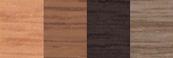 ソフト巾木木目