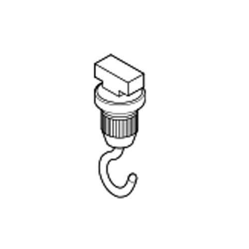 toso-picturerail-option-cap-t-hook-30a-white-single
